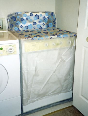 washer and dryer machine covers